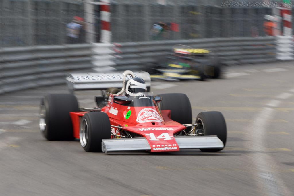 Ensign N177 Cosworth - Chassis: MN09   - 2008 Monaco Historic Grand Prix