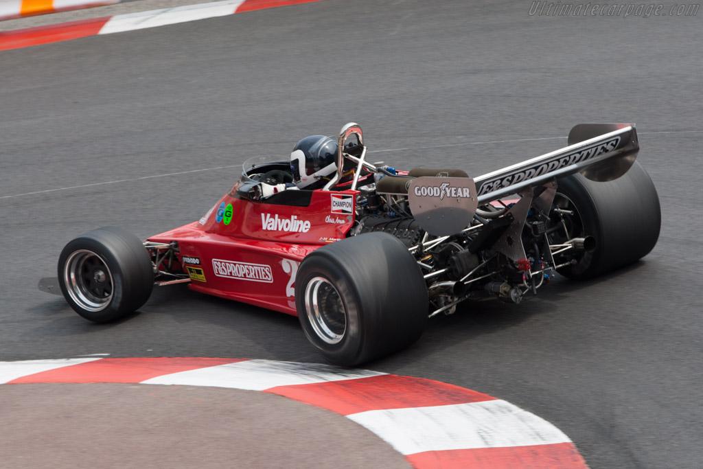 Ensign N177 Cosworth - Chassis: MN09   - 2010 Monaco Historic Grand Prix