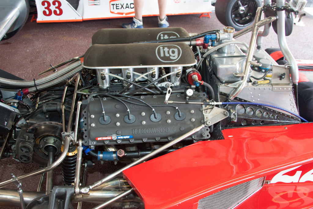 Ensign N177 Cosworth - Chassis: MN09   - 2012 Monaco Historic Grand Prix