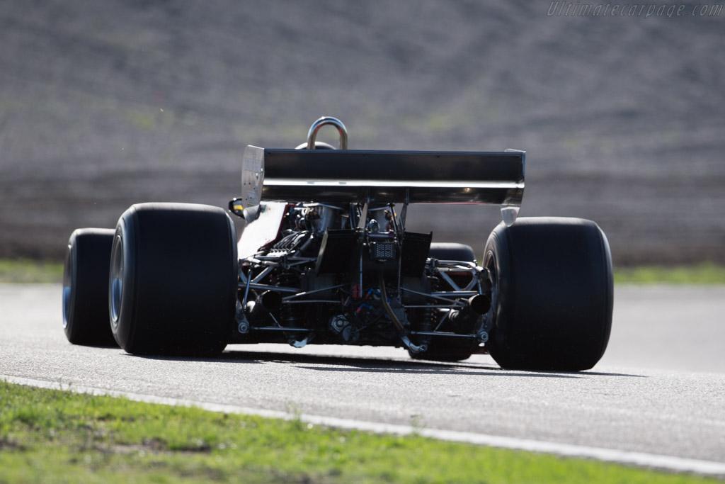 Ensign N177 Cosworth - Chassis: MN09   - 2014 Monaco Historic Grand Prix