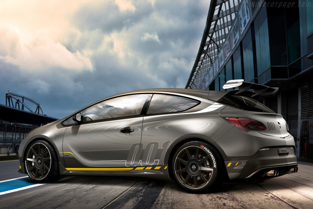 Click here to open the Opel Astra OPC Extreme gallery