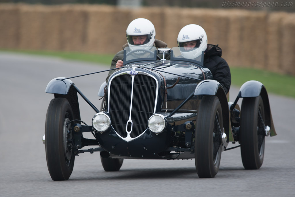 Delahaye 135 S Competition Roadster - Chassis: 46625  - 2011 Goodwood Preview