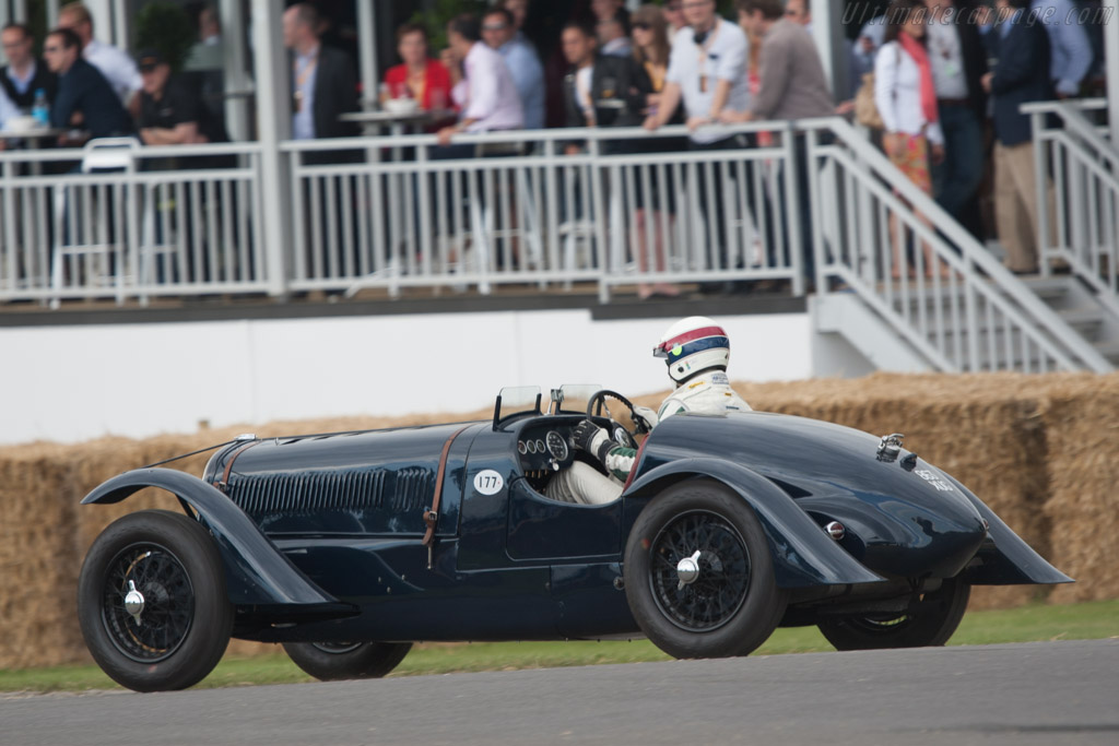 Delahaye 135 S Competition Roadster - Chassis: 46625  - 2011 Goodwood Festival of Speed