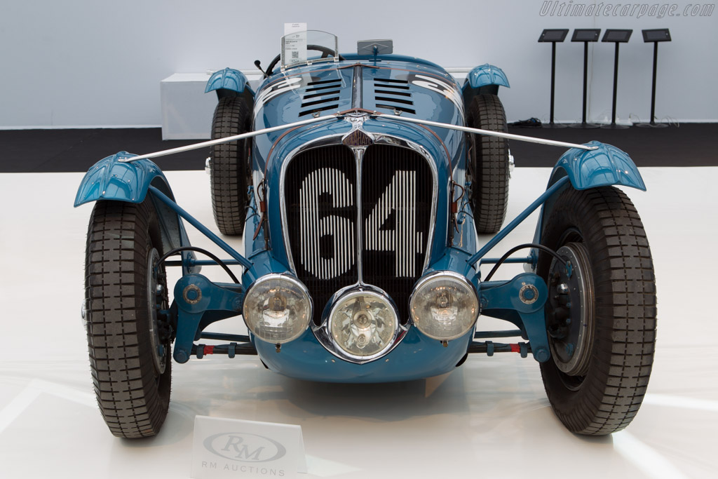 Delahaye 135 S Competition Roadster - Chassis: 47187  - 2014 Retromobile