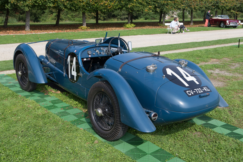 Delahaye 135 S Competition Roadster Chassis 46084