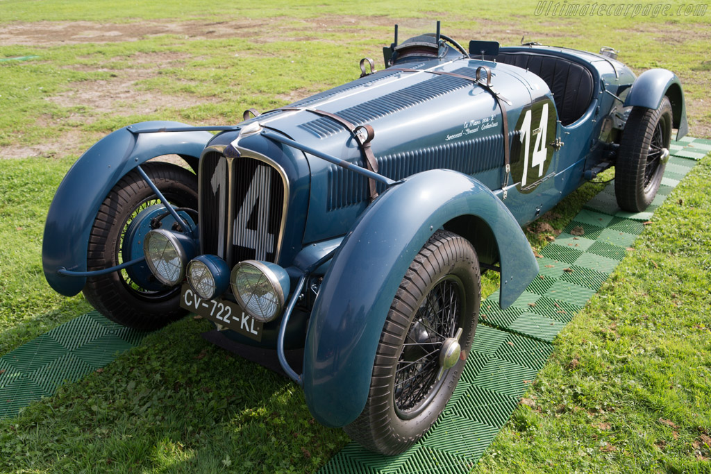Click here to open the Delahaye 135 S Competition Roadster gallery