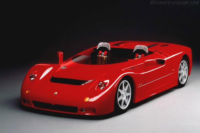 Click here to open the Maserati Barchetta Stradale gallery