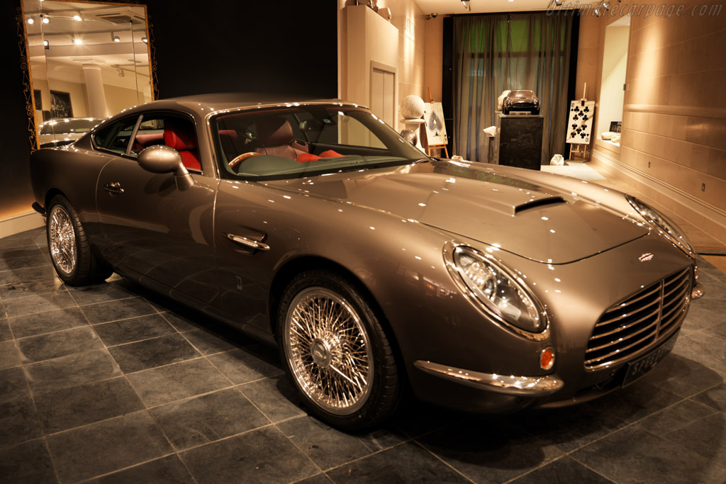 Click here to open the David Brown Speedback GT gallery