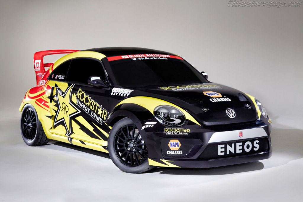 Click here to open the Volkswagen GRC Beetle gallery