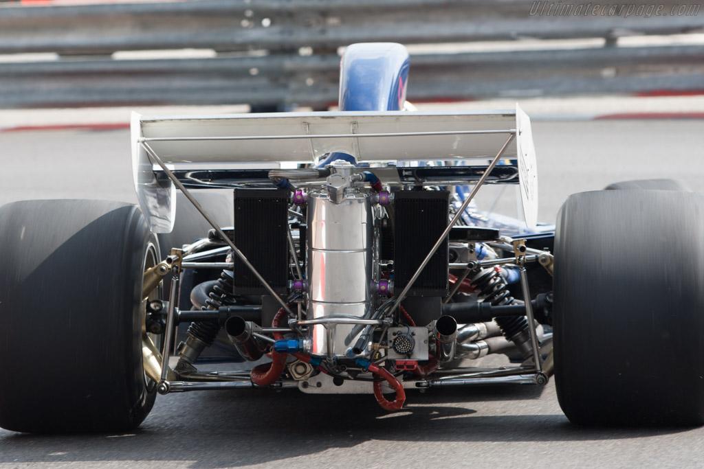 Surtees TS9B Cosworth - Chassis: TS9-005   - 2010 Monaco Historic Grand Prix