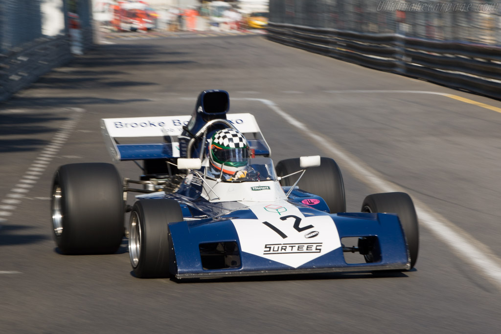 1972 Surtees TS9B Cosworth Images Specifications And