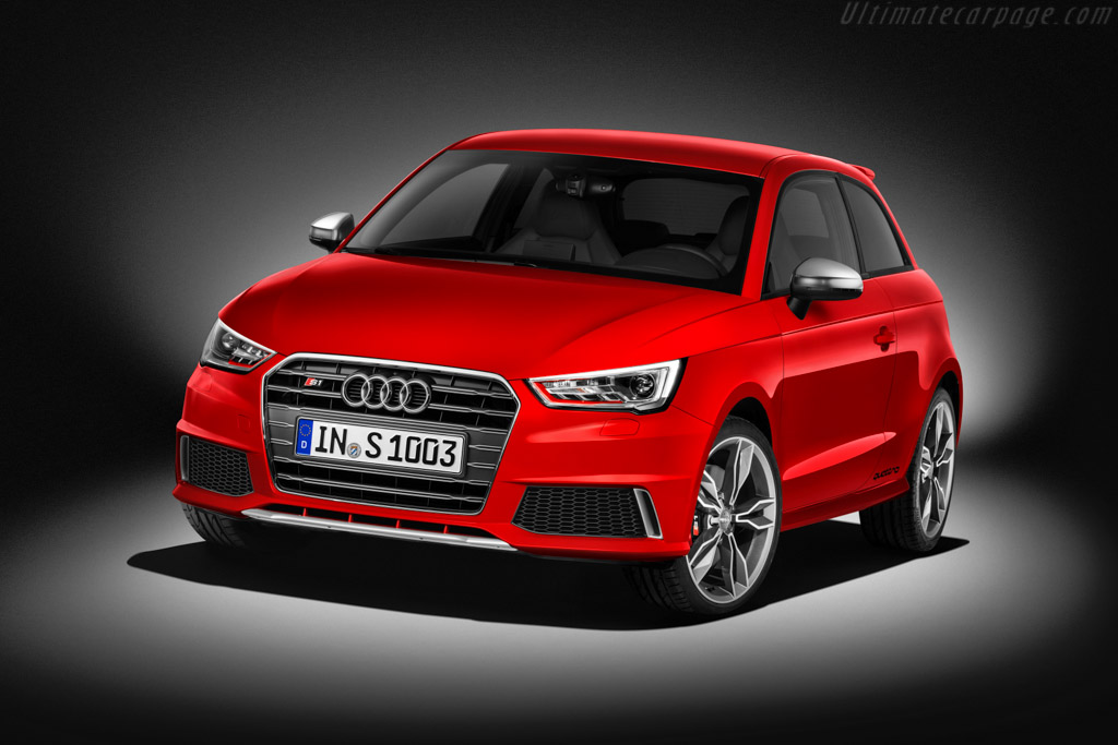 Click here to open the Audi S1 gallery