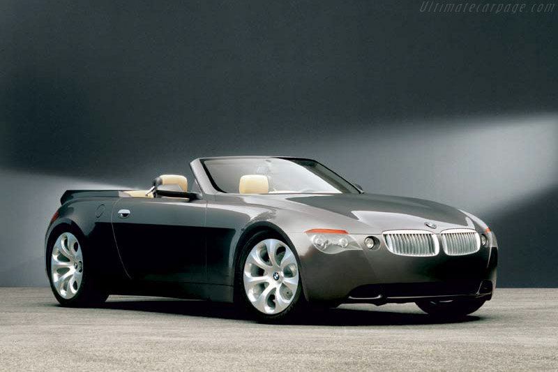 Click here to open the BMW Z9 Convertible gallery