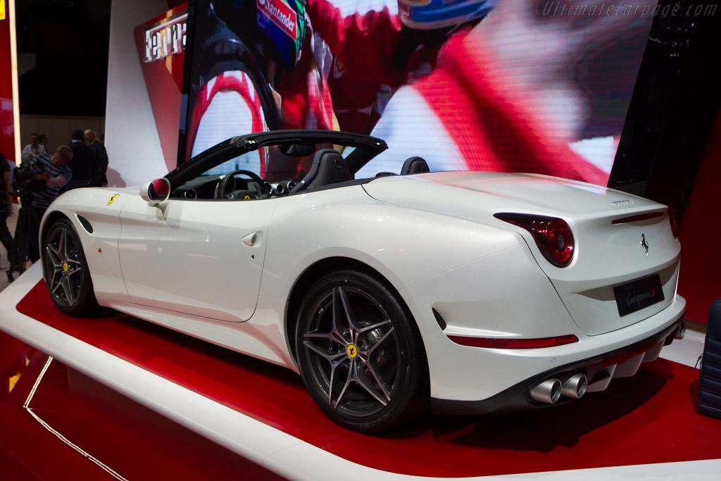 Ferrari California T    - 2014 Geneva International Motor Show
