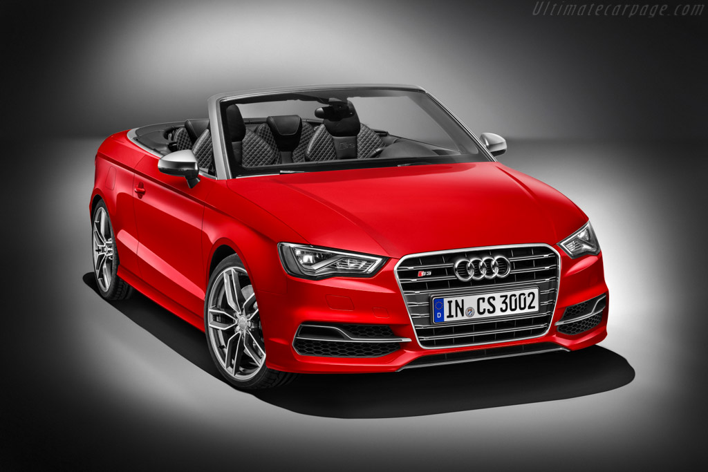 Click here to open the Audi S3 Cabriolet gallery