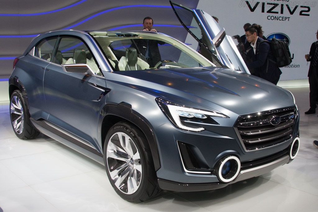 Click here to open the Subaru VIZIV 2 Concept gallery