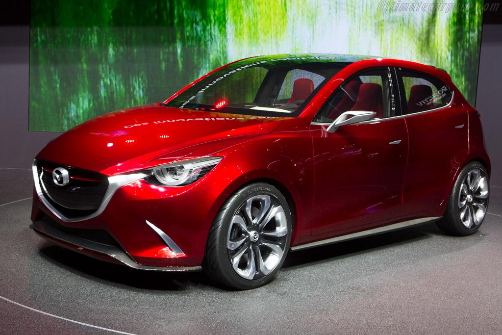 Click here to open the Mazda Hazumi Concept gallery