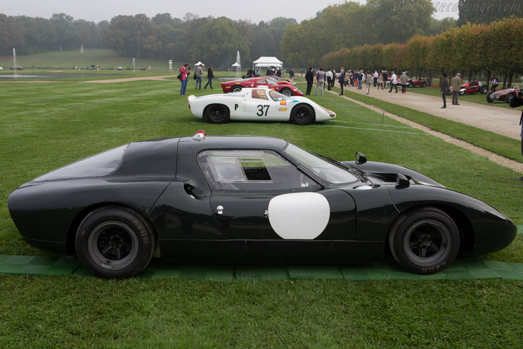Nomad Mk 1 Ford Chassis 001 2014 Chantilly Arts