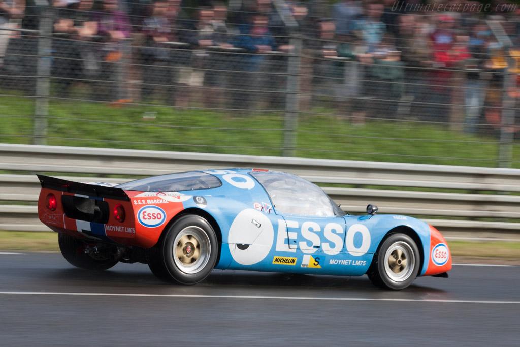 Moynet LM 75    - 2012 Le Mans Classic