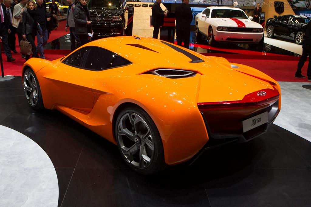 Hyundai PassoCorto Concept   - 2014 Geneva International Motor Show