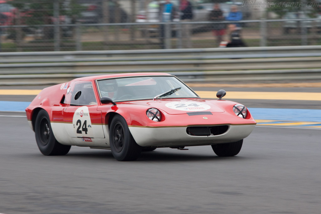 Lotus 47 GT - Chassis: 47/GT/10   - 2012 Le Mans Classic