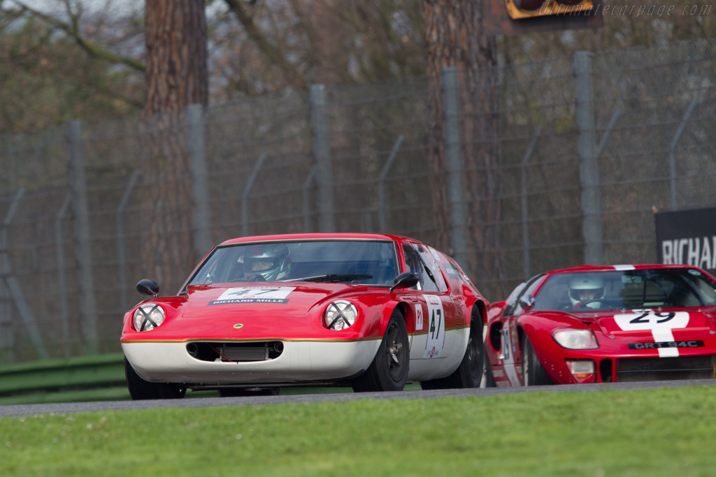 Lotus 47 GT - Chassis: 47/GT/10   - 2013 Imola Classic