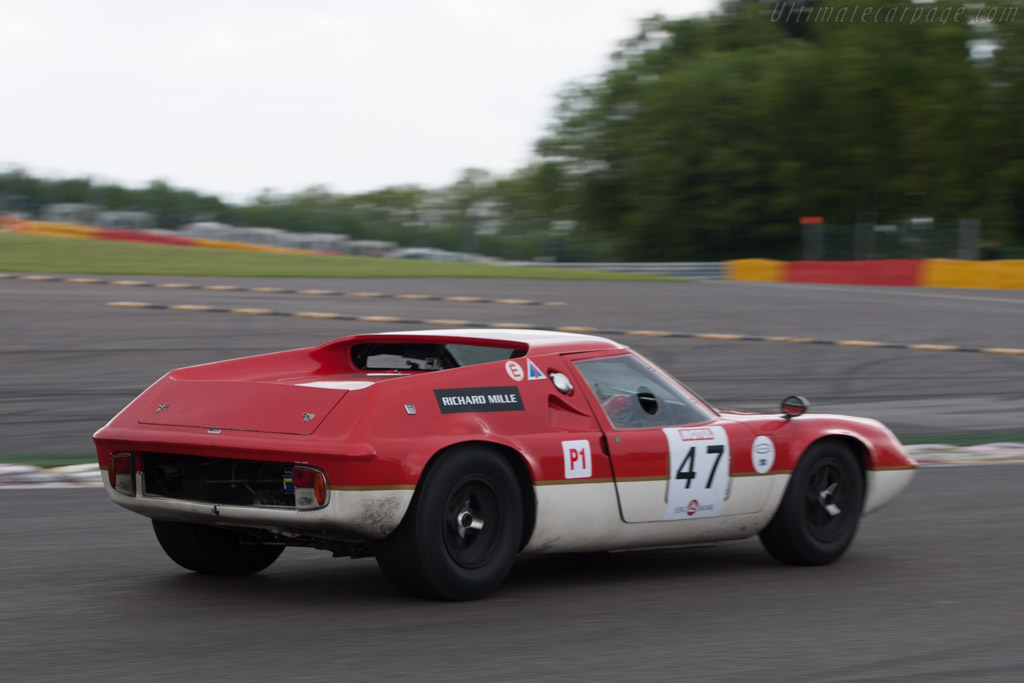 Lotus 47 GT - Chassis: 47/GT/10   - 2013 Spa Classic
