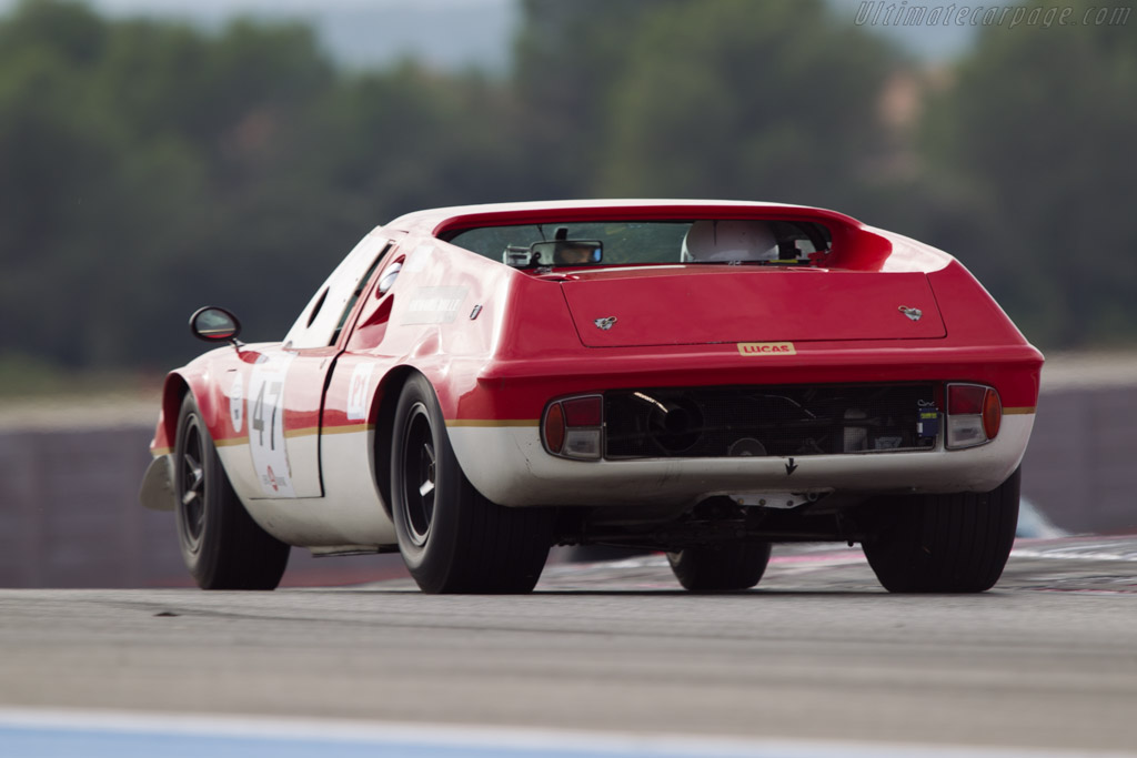 Lotus 47 GT - Chassis: 47/GT/10   - 2013 Dix Mille Tours