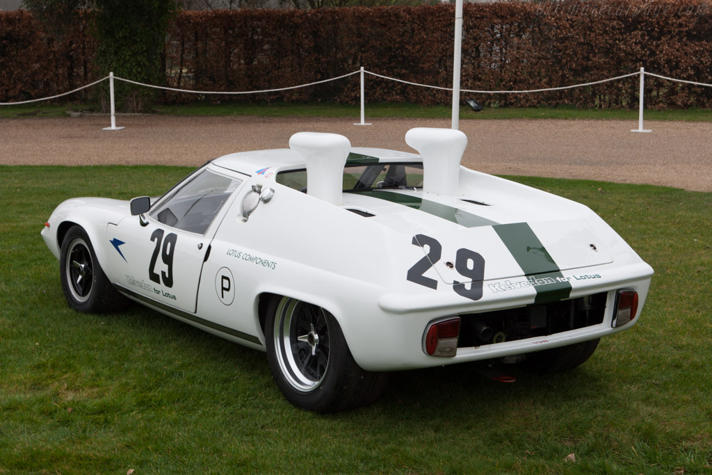 Lotus 47 GT - Chassis: 47/GT/04   - 2012 Goodwood Preview