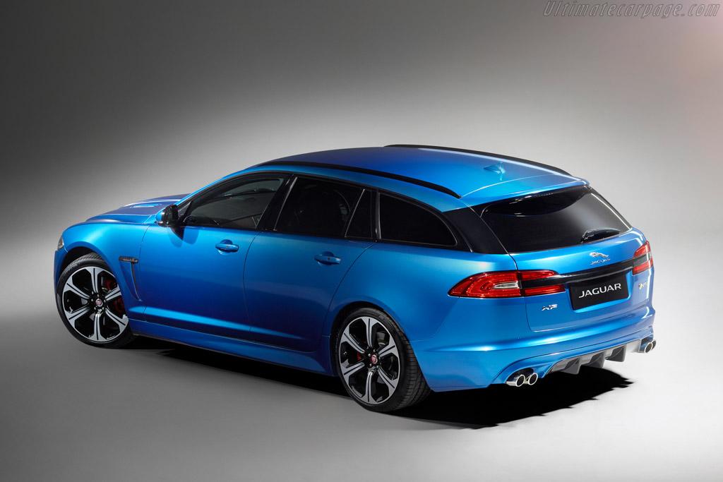 Jaguar Land Rover >> Jaguar XFR-S Sportbrake