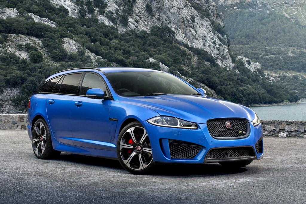 Click here to open the Jaguar XFR-S Sportbrake gallery