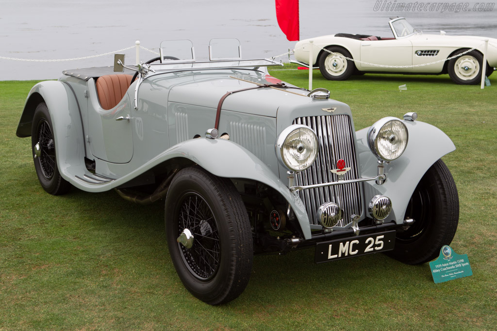 Aston Martin 15/98 Abbey Sports 2/4 Seater - Chassis: G9/871/SO   - 2013 Pebble Beach Concours d'Elegance