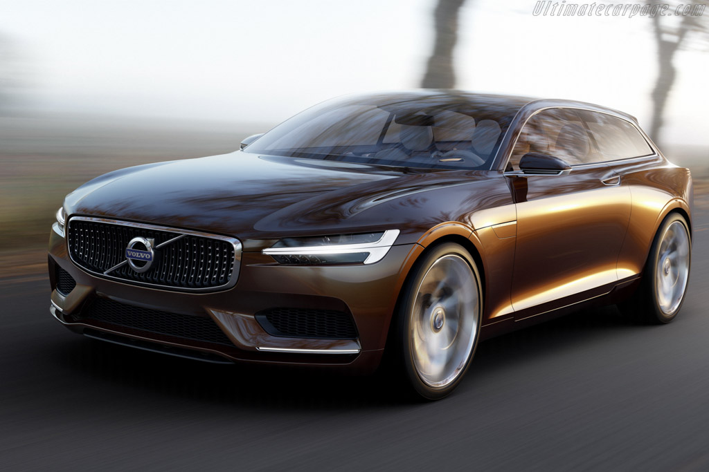 Click here to open the Volvo Estate Concept gallery