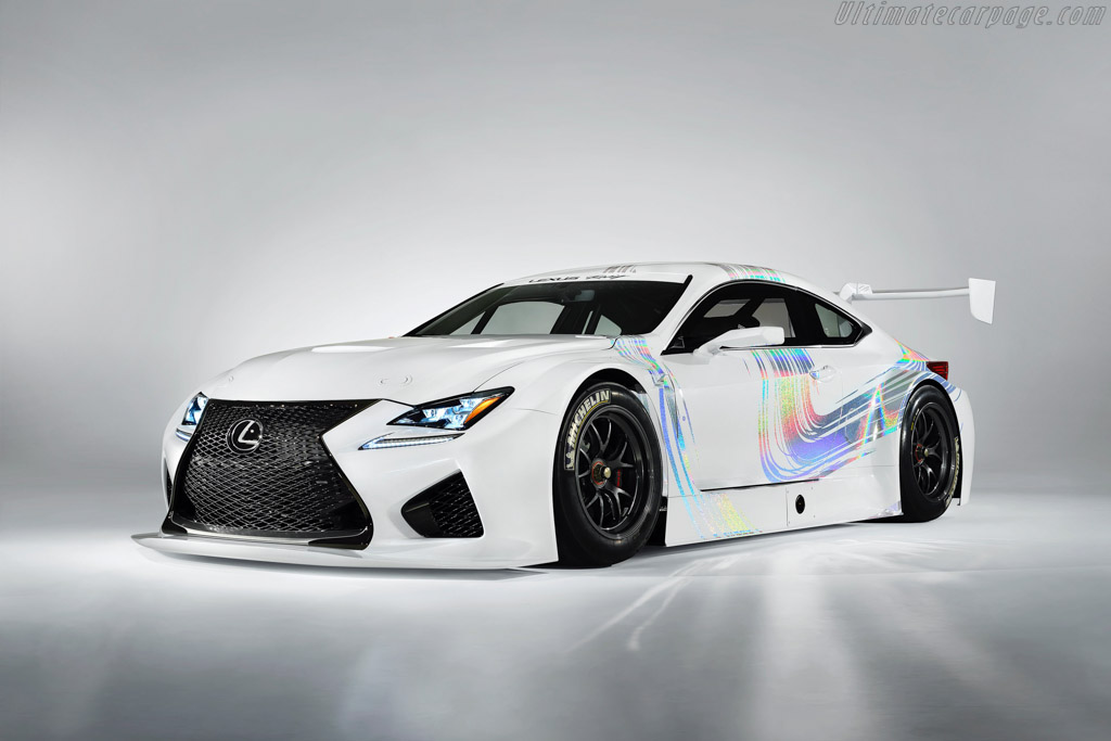 Click here to open the Lexus RC F GT3 Concept gallery