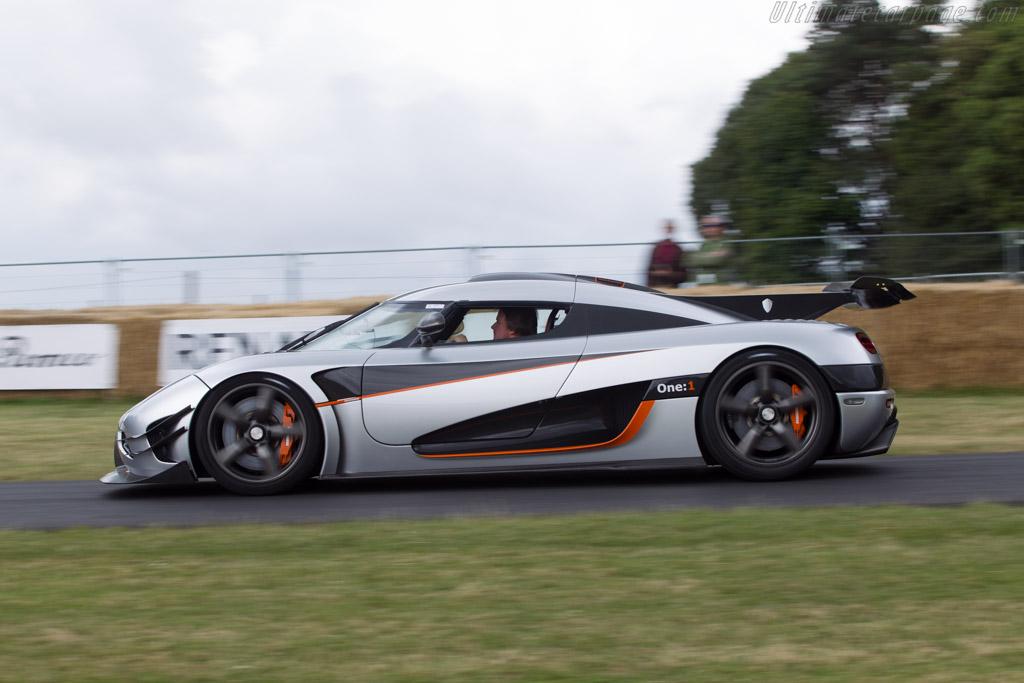 Koenigsegg One:1 - Chassis: 7106   - 2014 Goodwood Festival of Speed