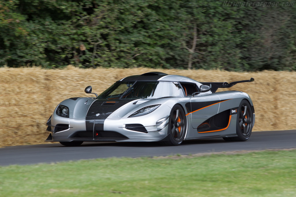 Koenigsegg One:1 - Chassis: 7106   - 2014 Goodwood Festival of Speed