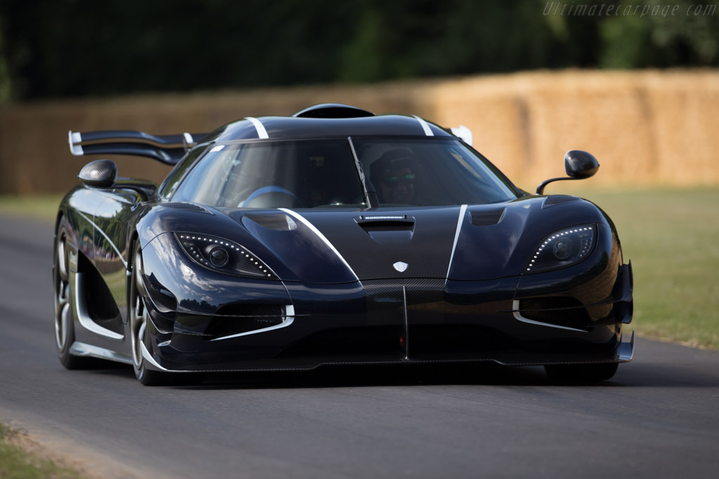 Koenigsegg One:1 - Chassis: 7110   - 2015 Goodwood Festival of Speed
