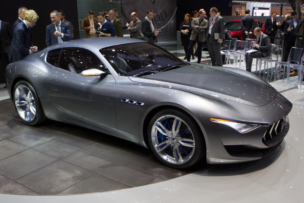 Maserati Alfieri 2014 Geneva International Motor Show