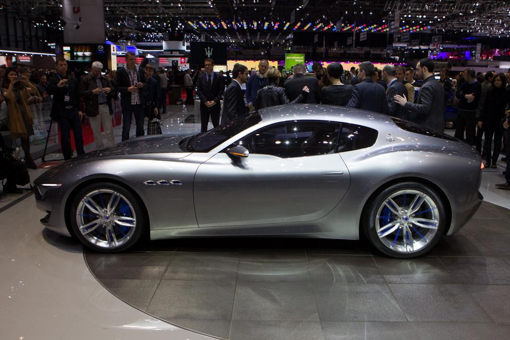 Maserati Alfieri    - 2014 Geneva International Motor Show