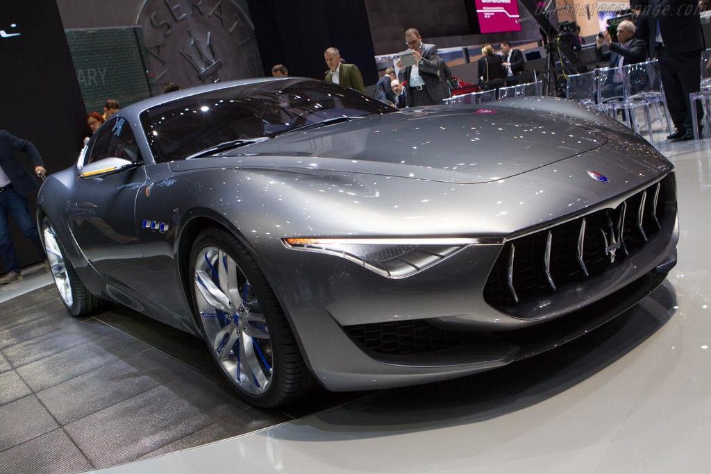 Click here to open the Maserati Alfieri gallery