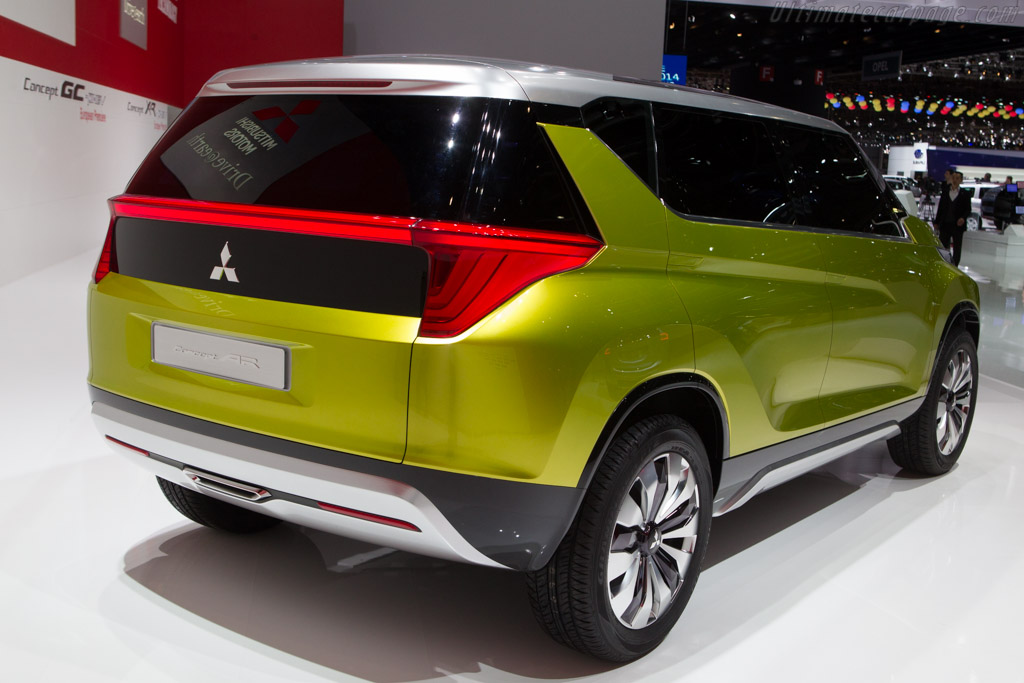 Mitsubishi Concept Ar 2014 Geneva International Motor Show