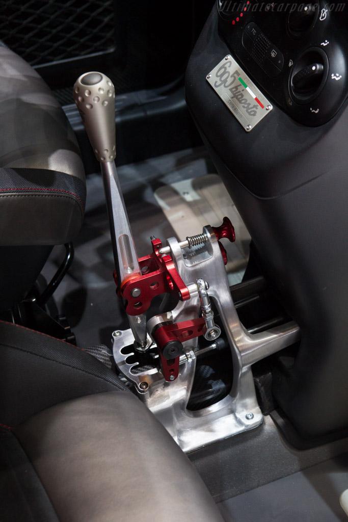 Fiat Abarth 695 biposto   - 2014 Geneva International Motor Show