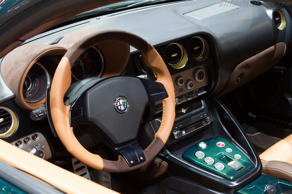 Alfa Romeo Disco Volante by Touring - Chassis: 03   - 2014 Geneva International Motor Show