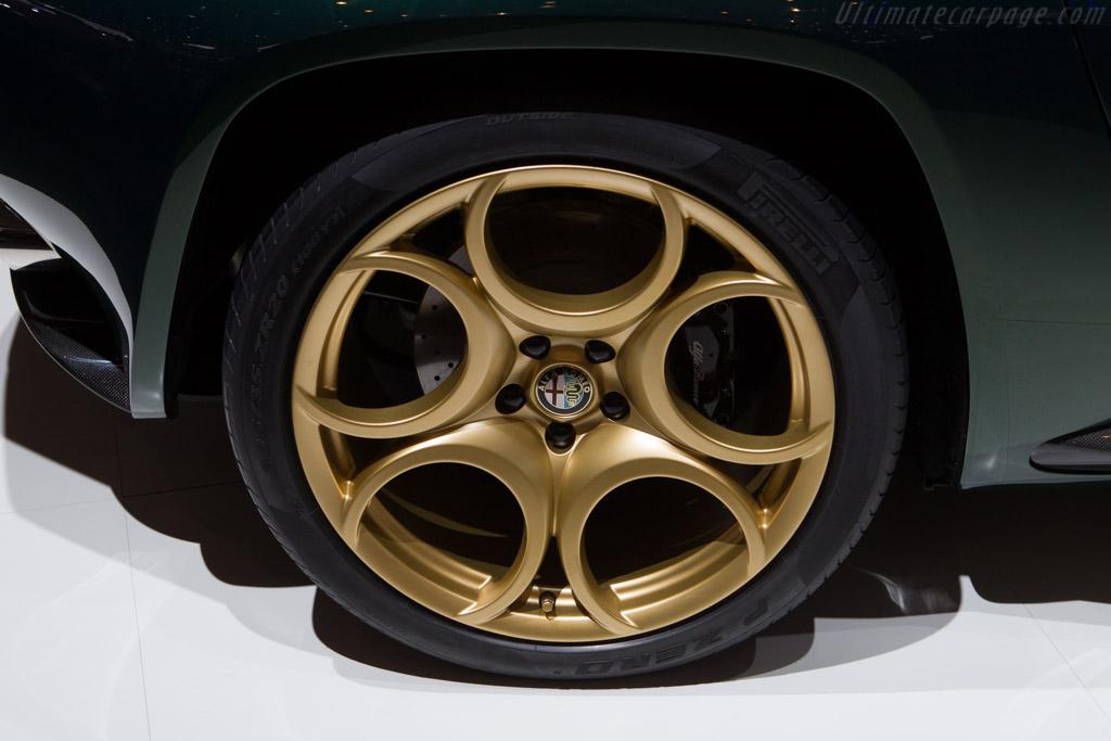 Alfa Romeo Disco Volante by Touring - Chassis: 03   - 2014 Geneva International Motor Show