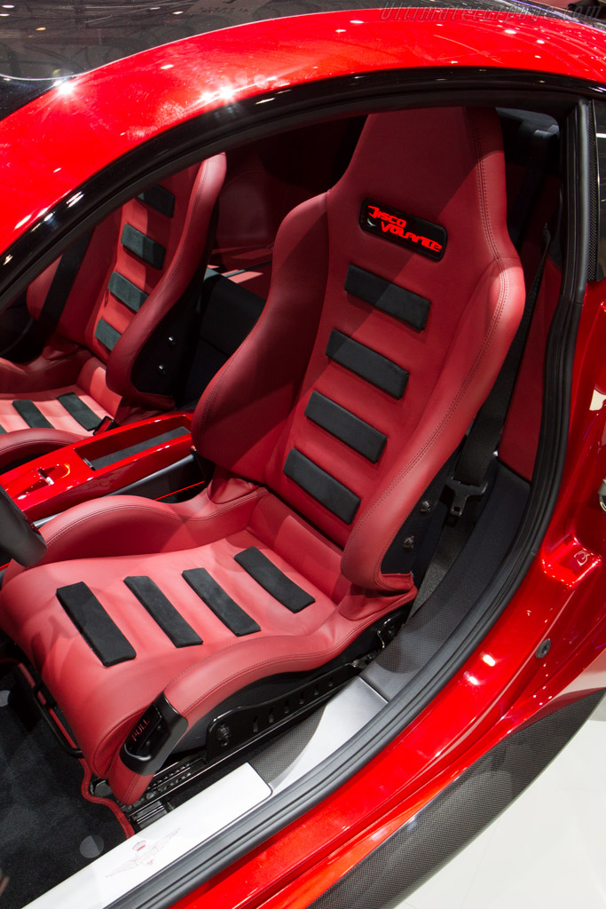 Alfa Romeo Disco Volante >> Alfa Romeo Disco Volante by Touring - Chassis: 01 - 2013 Geneva International Motor Show