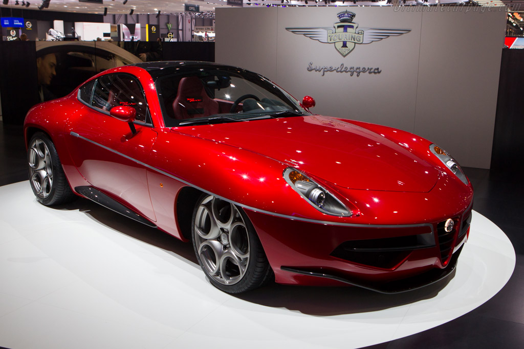 Click here to open the Alfa Romeo Disco Volante by Touring gallery