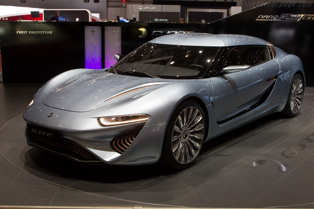 Click here to open the Quant e-Sportlimousine gallery