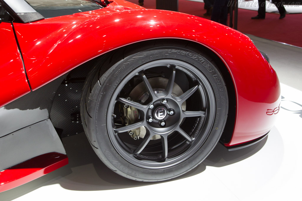 Ermini Seiottosei    - 2014 Geneva International Motor Show