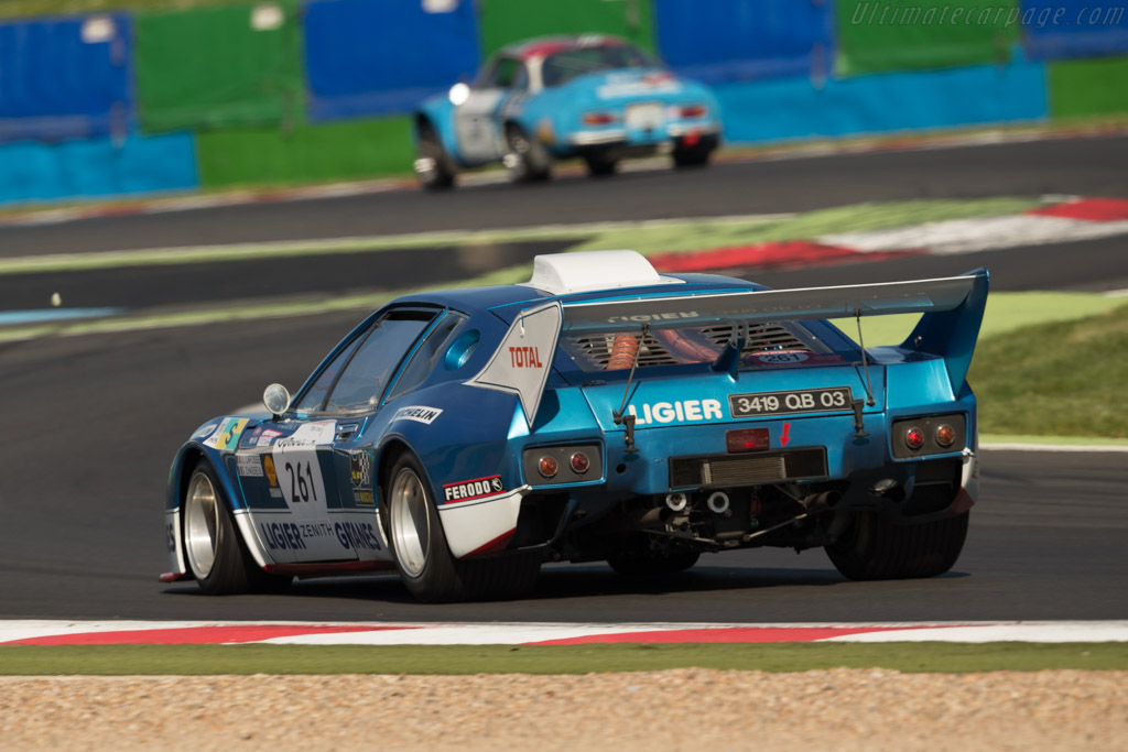 Ligier JS2 Cosworth - Chassis: 2538 73 03 - Driver: Mr John of B. / Sibel  - 2015 Tour Auto