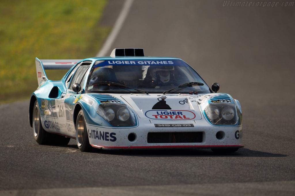 Ligier JS2 Cosworth - Chassis: 2538 73 03 - Driver: Mr John of B. / Sibel  - 2015 Tour Auto